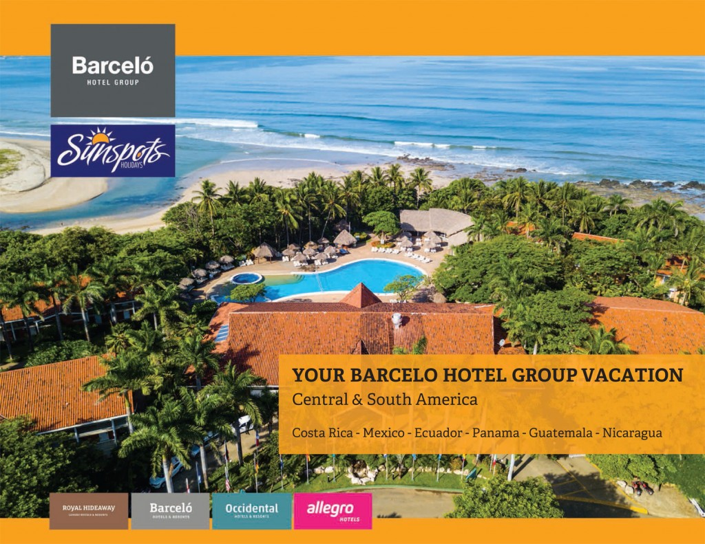 Your Barcelo Hotel Vacations - Group Vacations - Central and South America