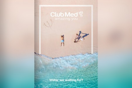 Club Med's 2018 brochure features sun, ski and more