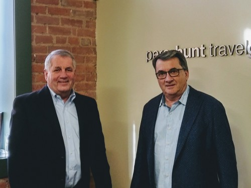 Vision grows again with Percy Hunt acquisition