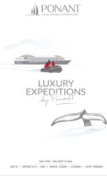 Luxury Expeditions 2018 - 2019