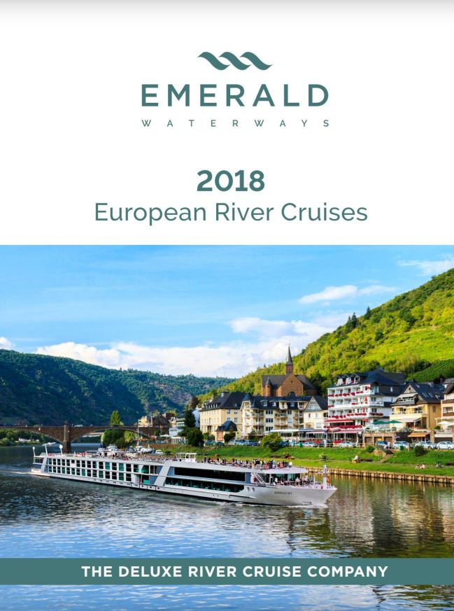 European River Cruises 2018