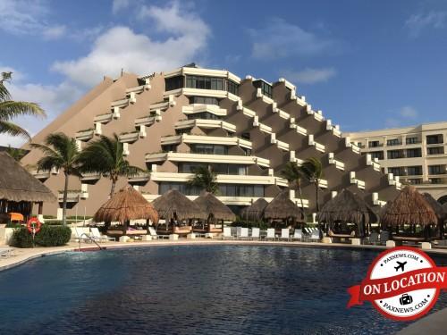 Getting the Royal treatment at Paradisus Cancun