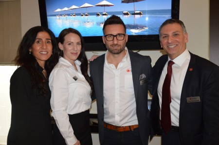 Agents explore luxury with Air Canada Vacations' Ultimate Escapes