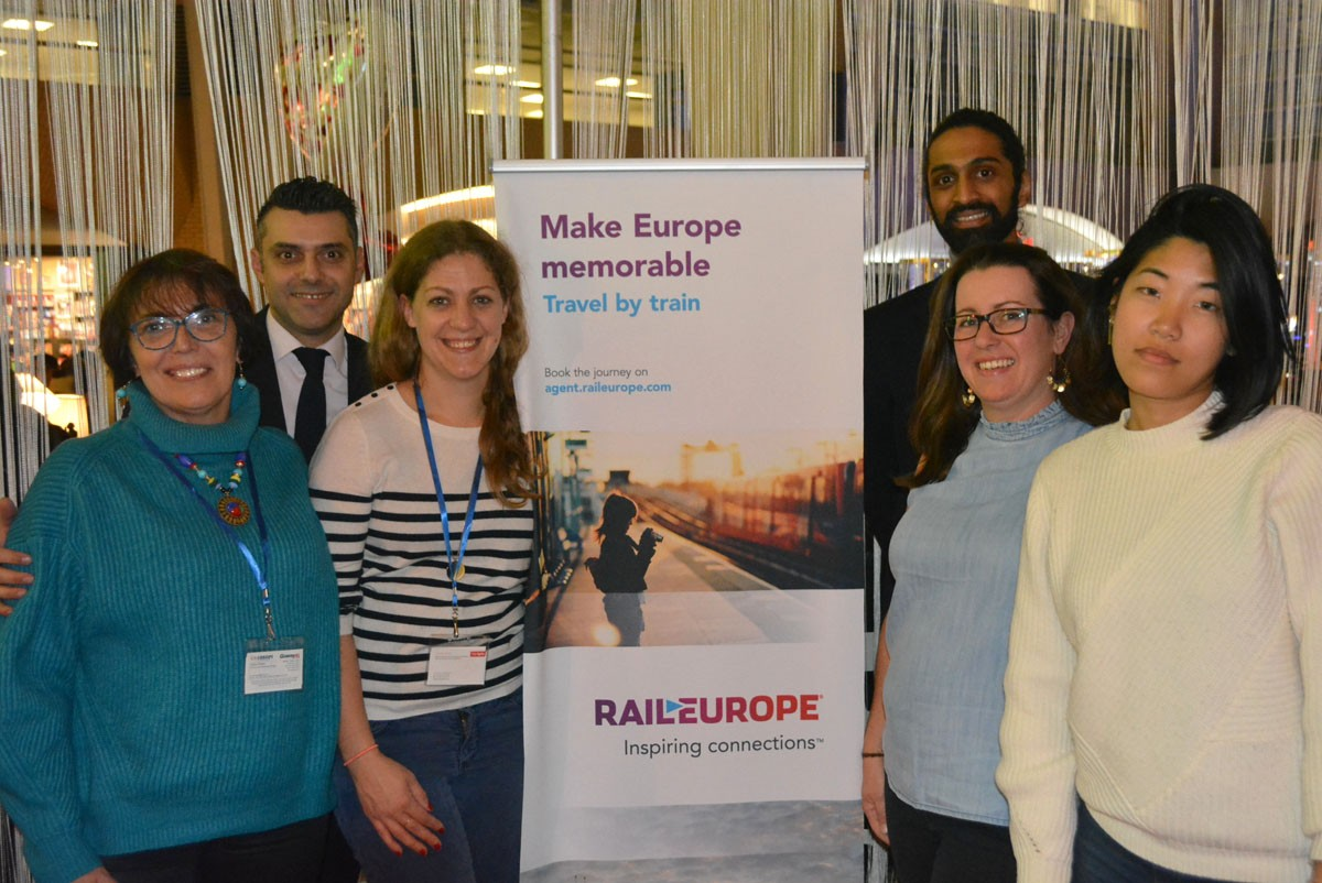 Rail Europe and partners roll into Toronto for agent updates
