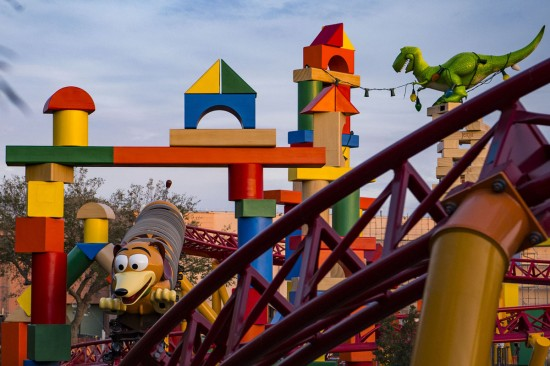 Toy Story Land coming to Walt Disney World in 2019