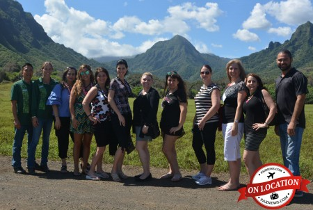 Canadian wedding specialists delve into Hawaii