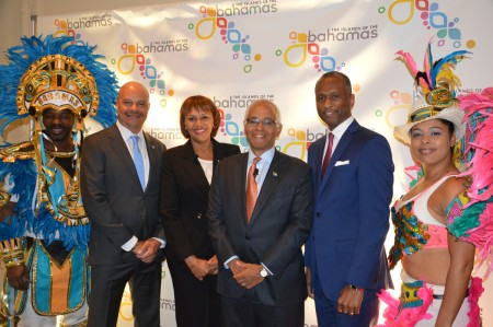 Bahamas heats up in 2018