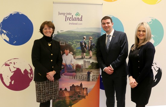 Ireland passes 10M visitor milestone; welcomed 200K Canadians in 2017