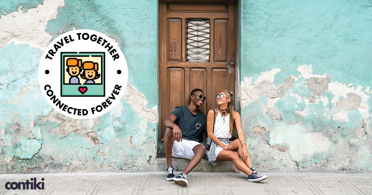 Contiki reminds young Canadians travel is better together