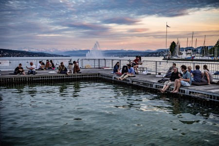 Canadian arrivals to Switzerland set new record in 2017