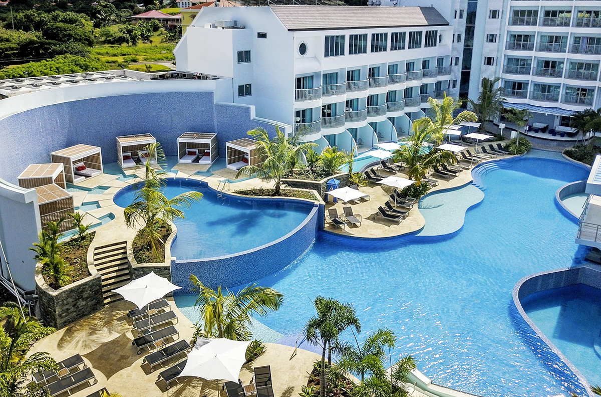 Hilton's Harbor Club St. Lucia to open this spring