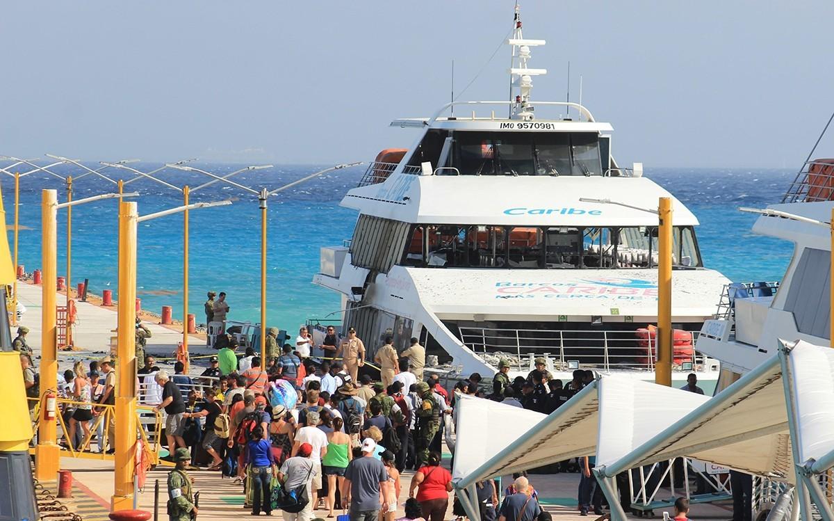 Canadians advised to avoid Playa del Carmen ferries