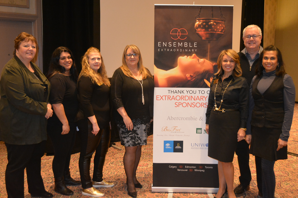 Ensemble takes it to the next level in Toronto