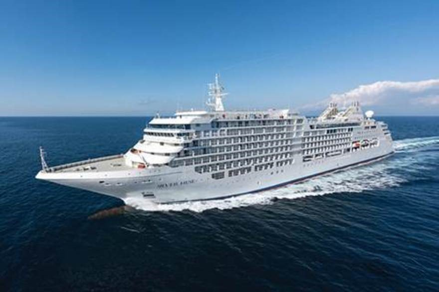 Silversea now taking bookings in CAD
