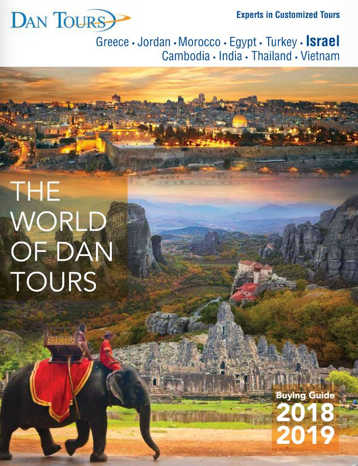 The World of Dan Tours 2018-2019