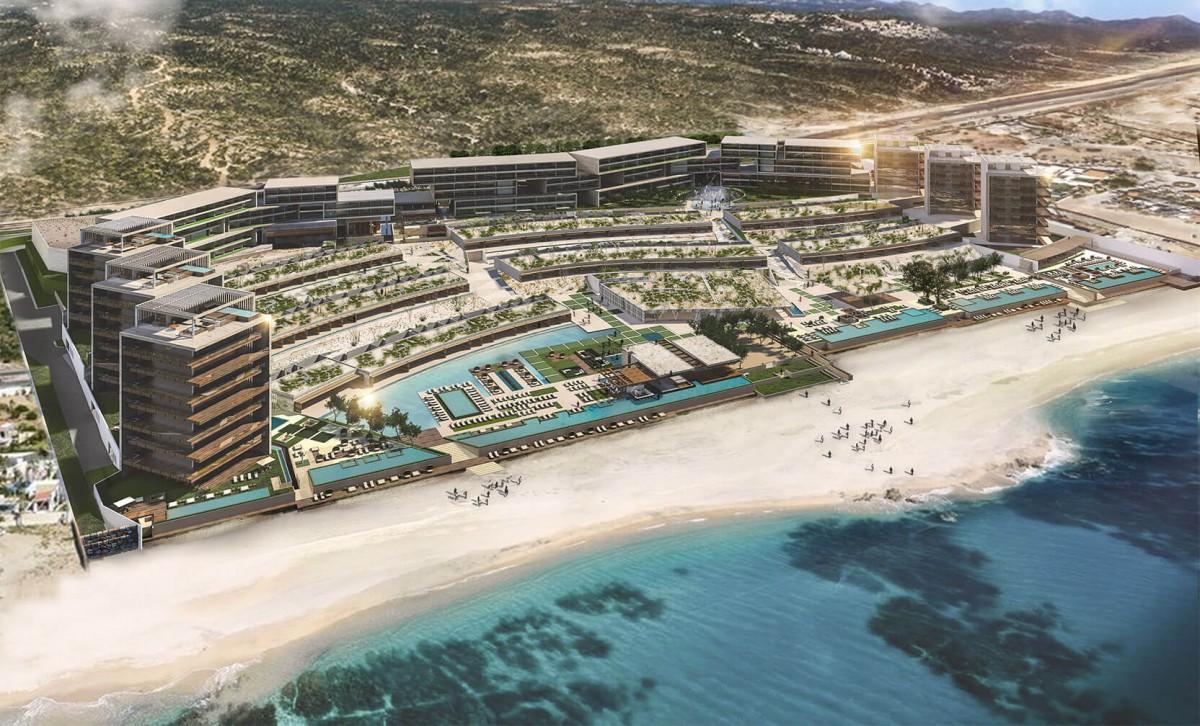 Solaz: a new resort in Los Cabos