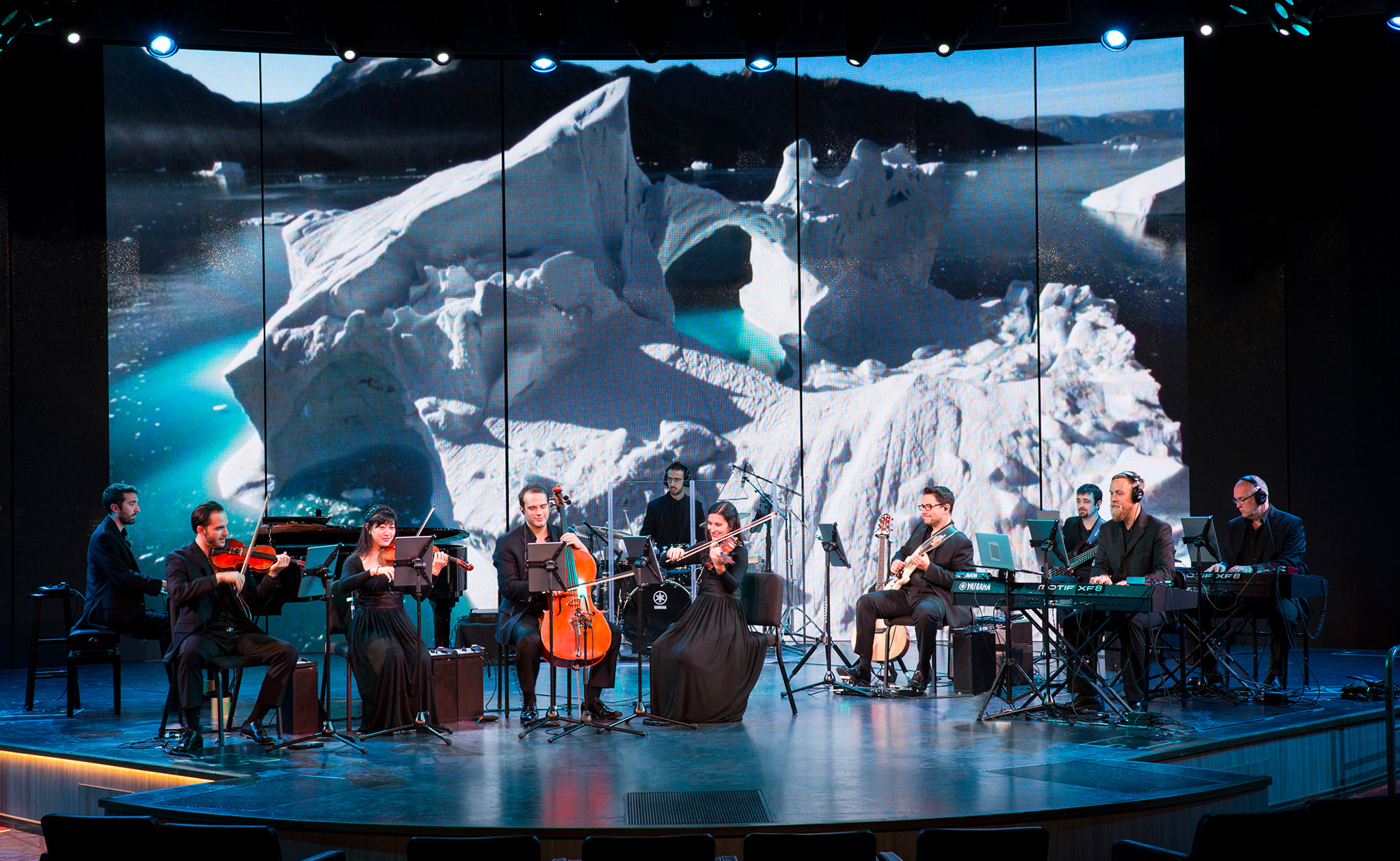 """Holland America and BBC Earth debut """"Planet Earth II in Concert"""" across fleet"""
