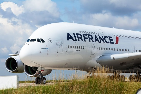 Air France prepares for March 23 strike; 70% of long haul flights still scheduled