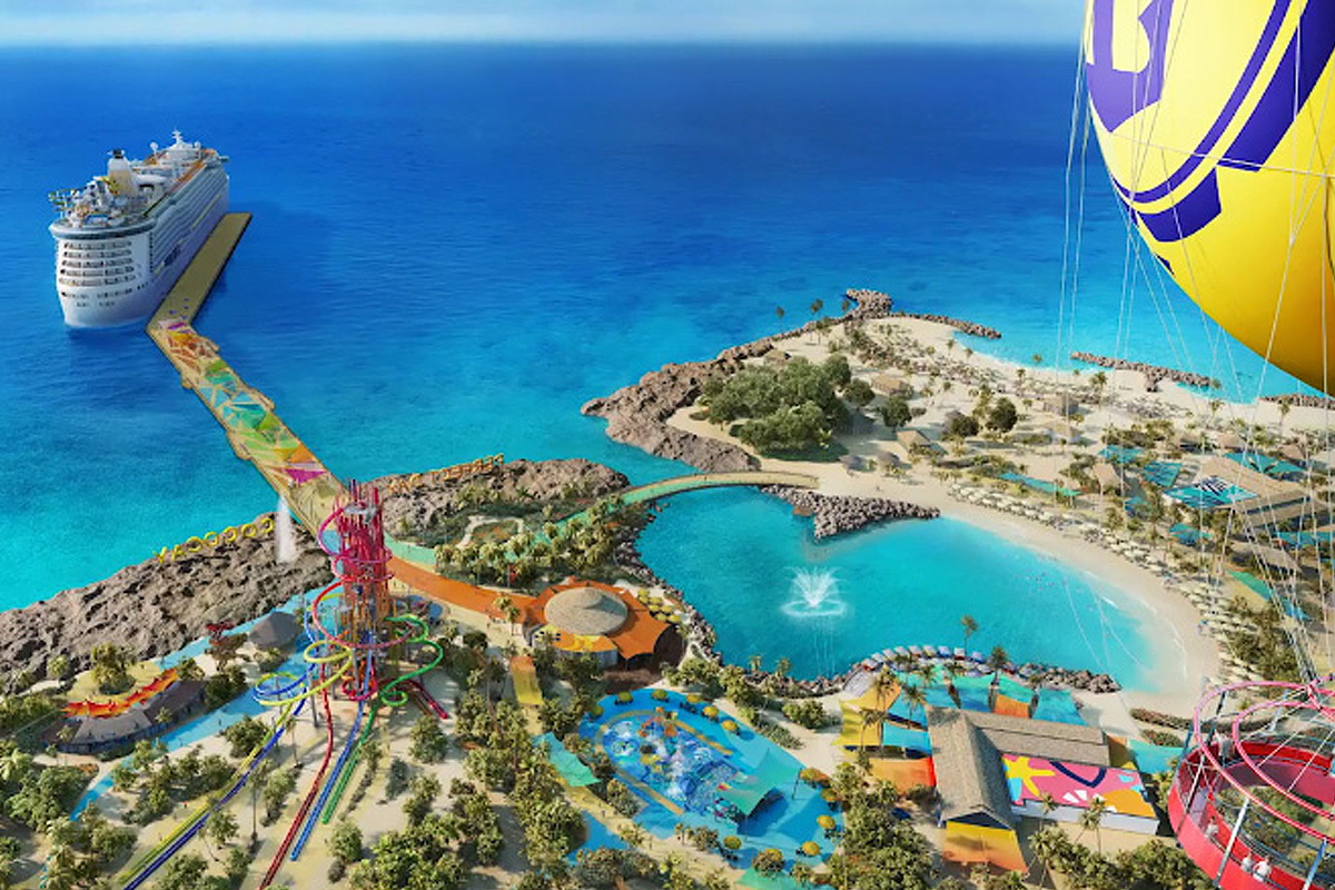 Pax Royal Caribbean Welcomes Symphony Of The Seas