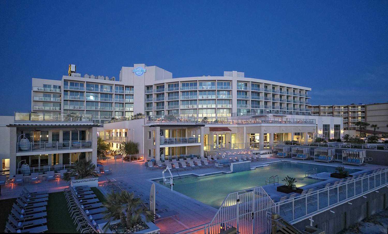 Paxnews Hard Rock Hotel Now Open In Daytona Beach