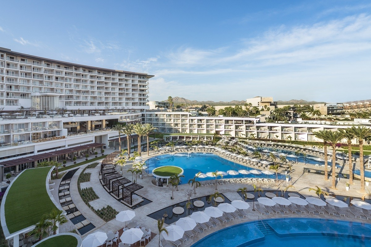 Palace Resorts brings newest luxury all-inclusive, adults-only spa hotel to Los Cabos