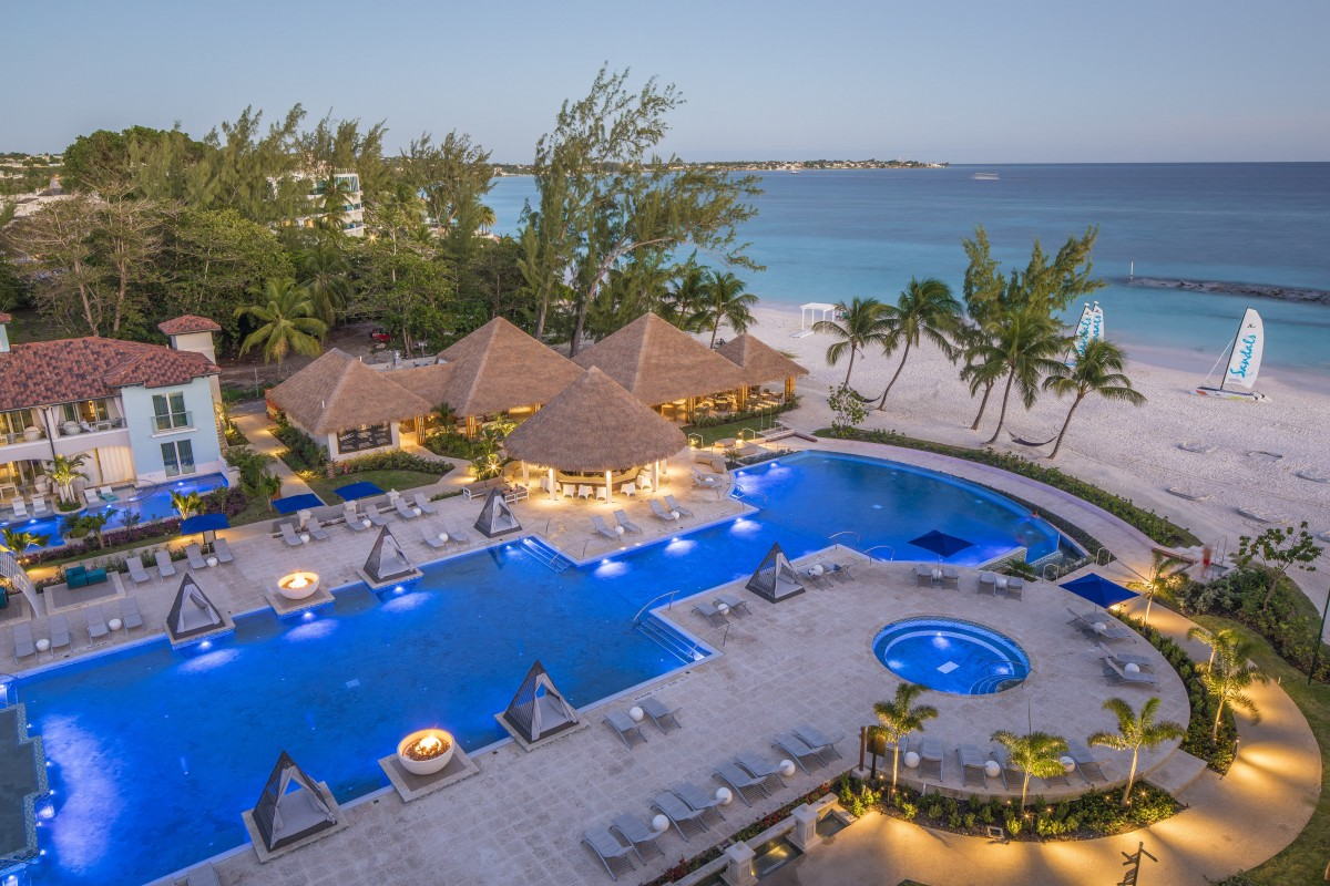Sandals' new reward program is Paradise for agents