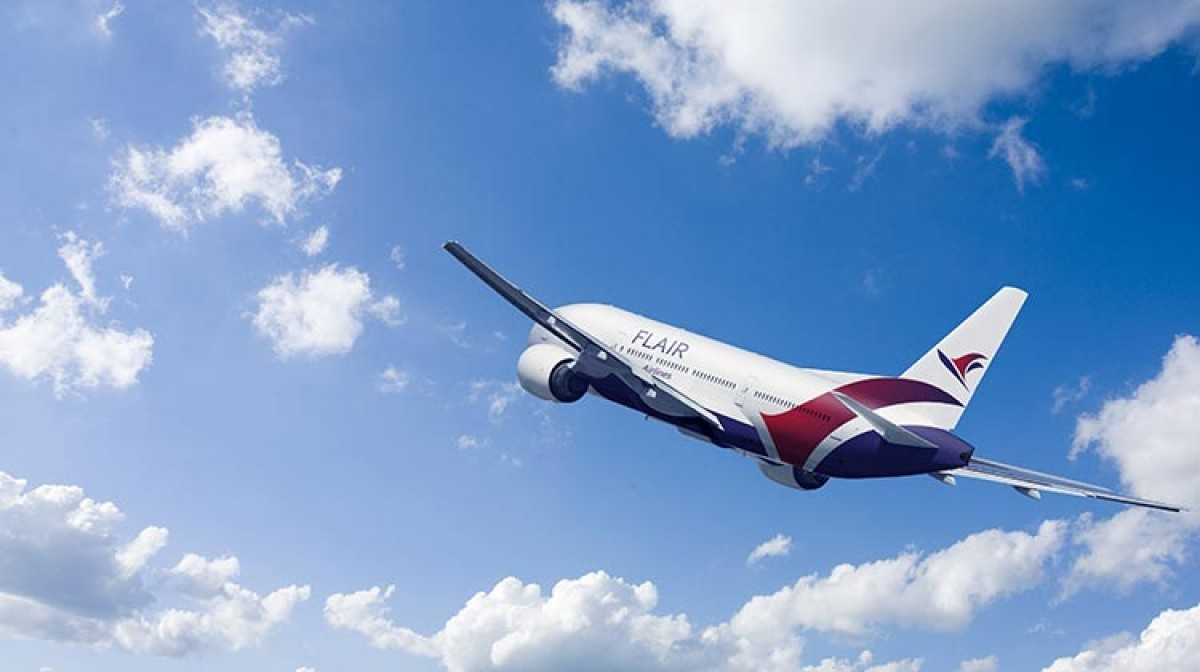 Flair takes on Swoop, Canada Jetlines with service increase