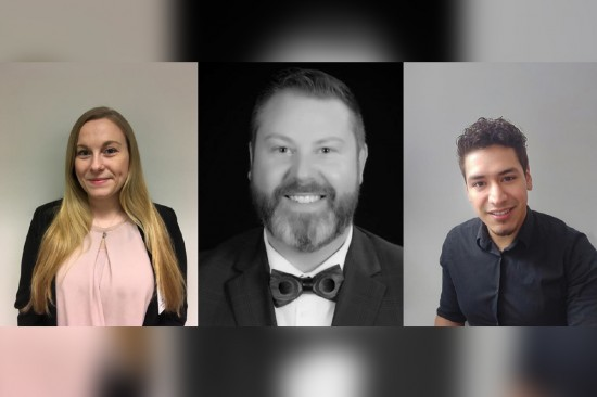 ACV's sales team grows with 3 new members