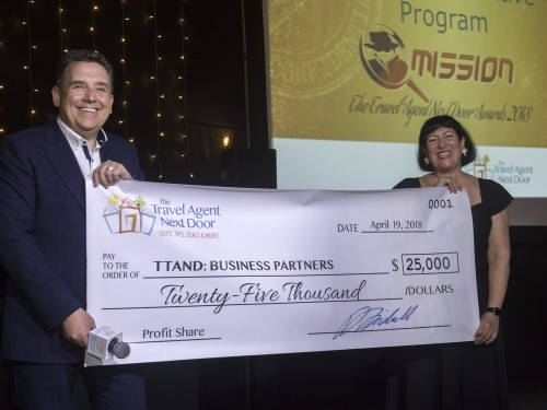 TTAND makes Canadian history with exclusive partner incentive program