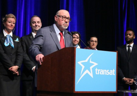 Transat toasts 30 years in Toronto with exclusive video updates