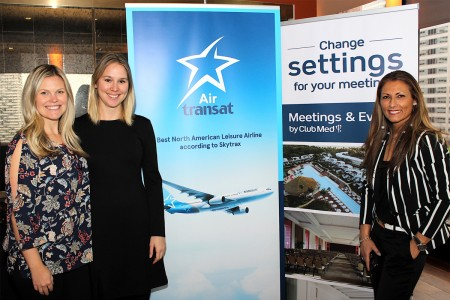 Air Transat and Club Med promote partnership in Toronto