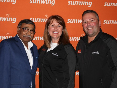 Sunwing is here for travellers 'Every Step of the Way'