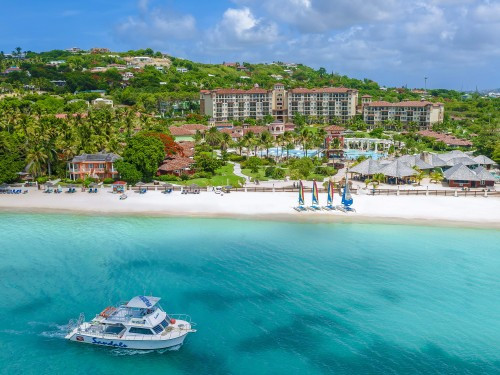Agents can S.E.E Sandals with 17 FAM trips