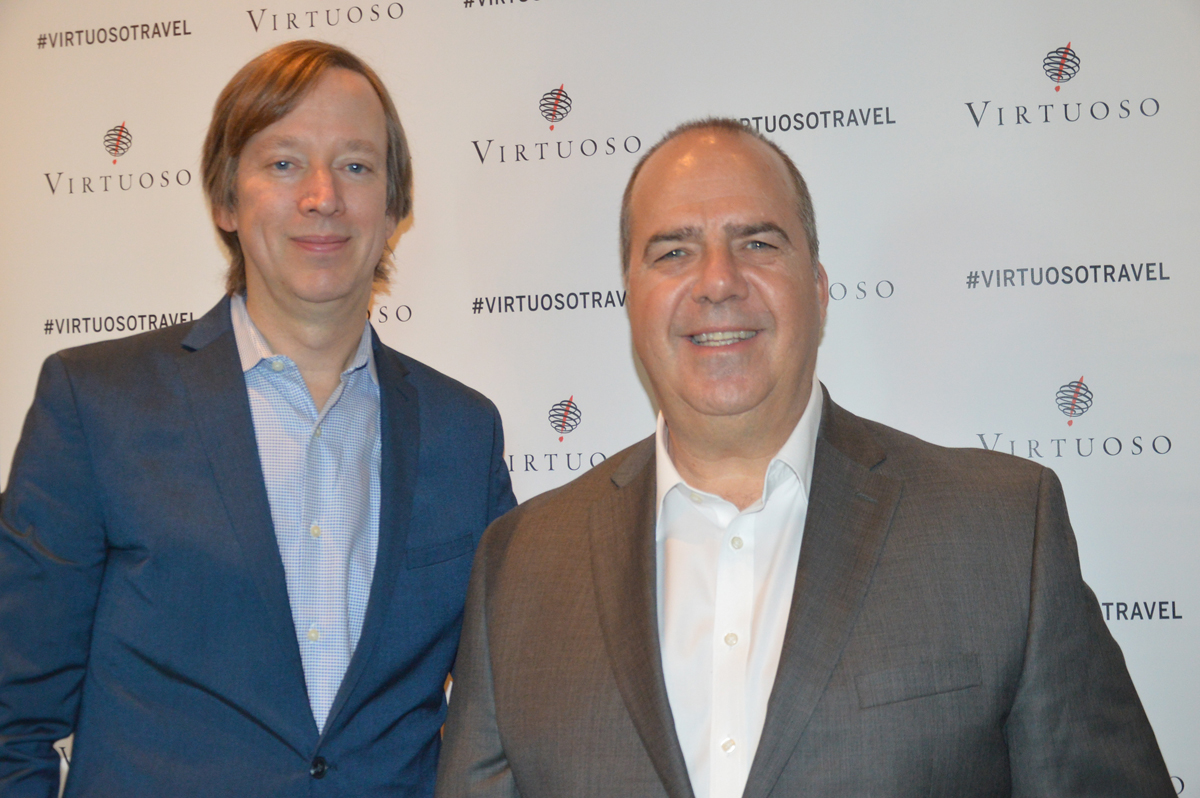 Virtuoso's Upchurch talks travel trends, role of agents