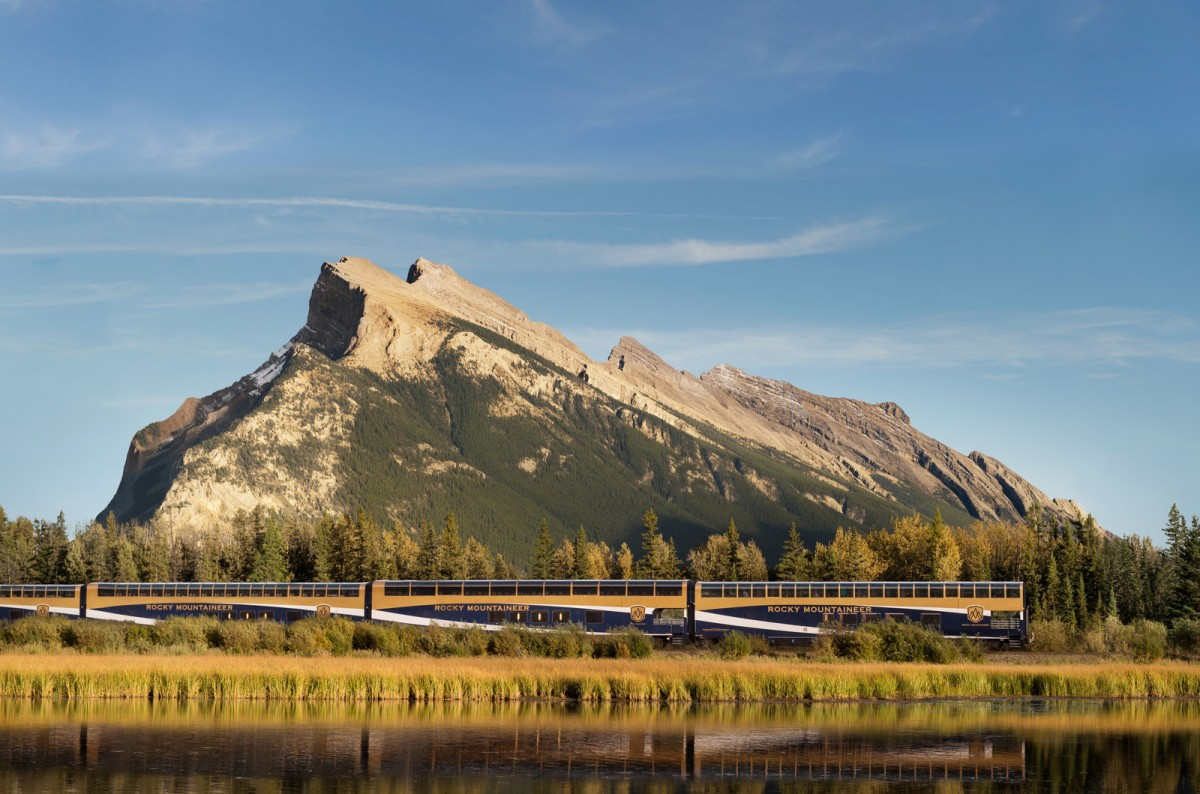 Rocky Mountaineer is offering 2 free tickets to agents
