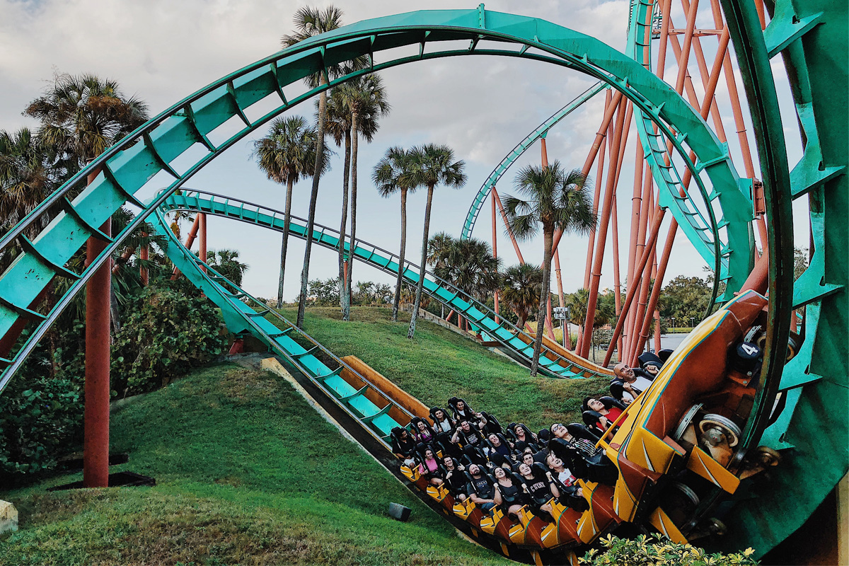 Families can enjoy 70+ new rides in U.S. theme parks this summer