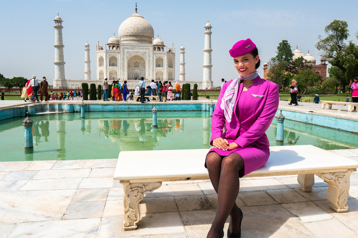 WOW air brings Canadians to India for $299