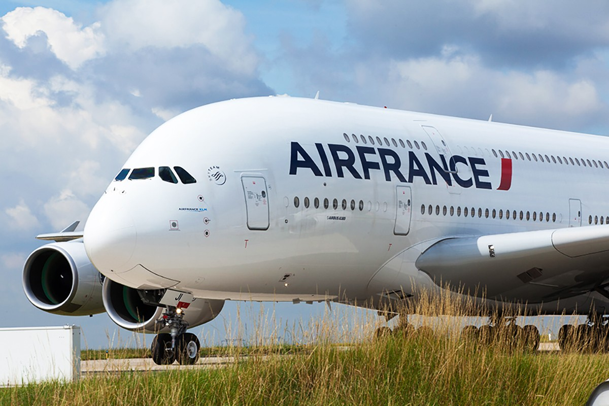 Air France implements temporary governance structure after CEO resigns