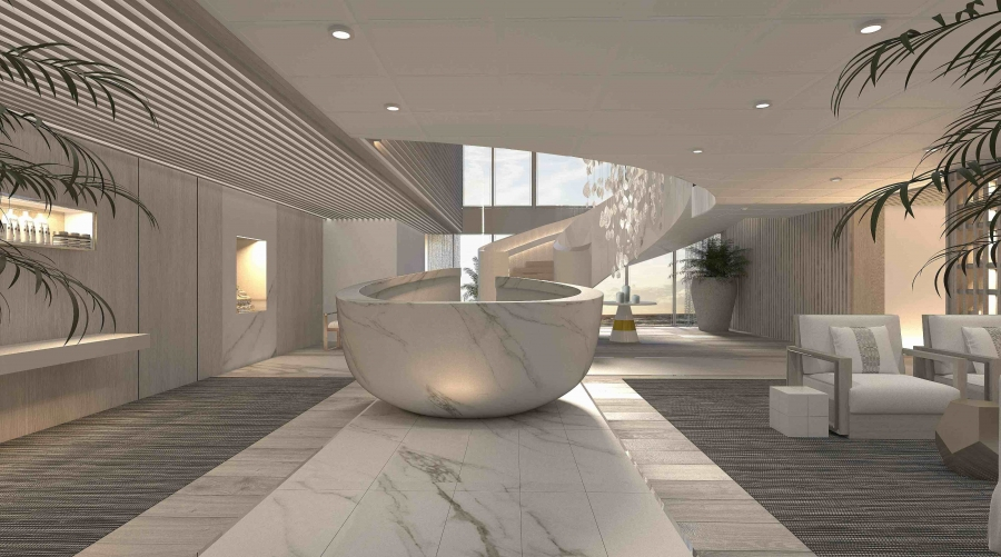 The Spa on Celebrity Edge unveils first-at-sea treatments