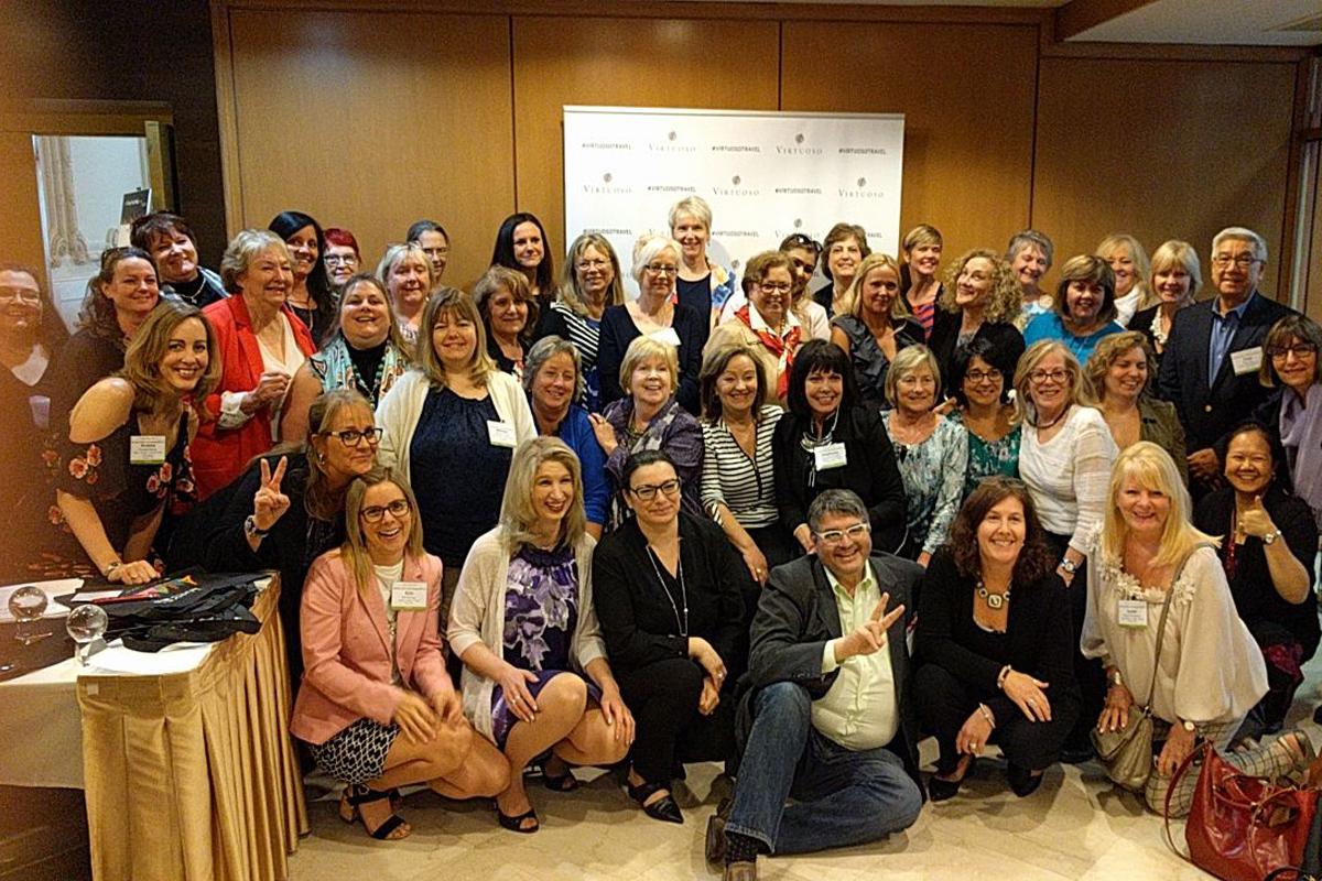 Vision Travel recognizes Top 10 Canadian advisors