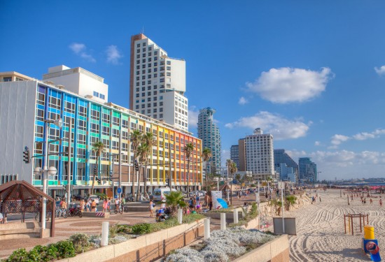 Israel Ministry of Tourism Canada is on the move