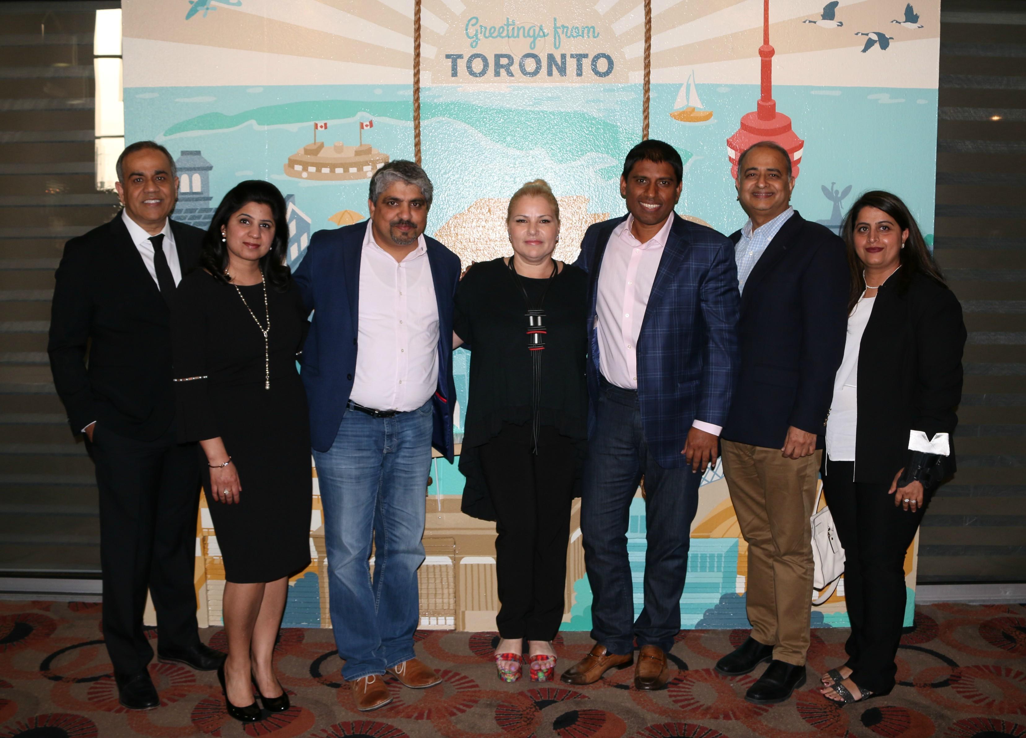 SkyLink's roadshow stops in Toronto