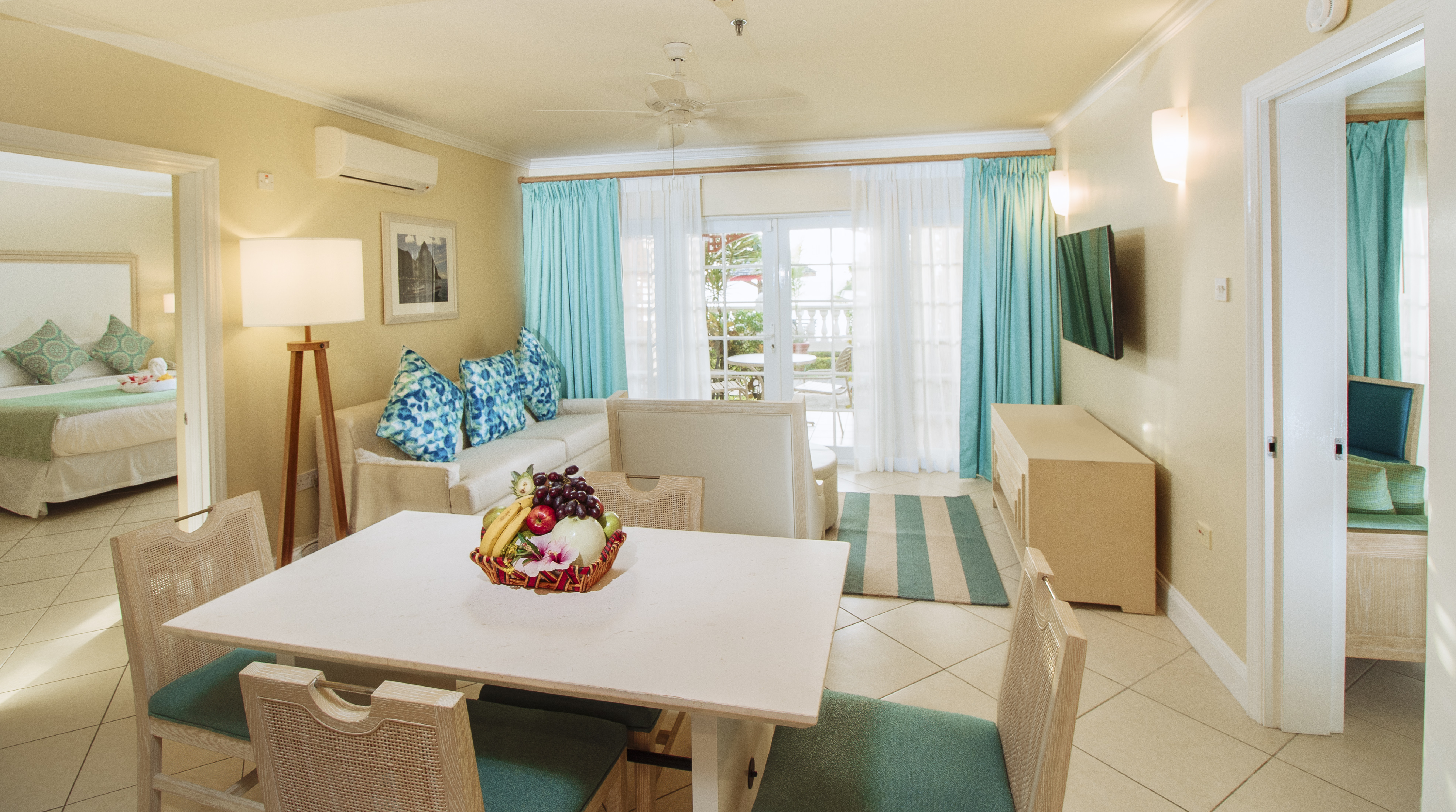 Upgraded rooms unveiled at Saint Lucia's Bay Gardens Beach Resort