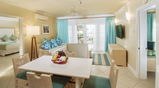 Upgraded rooms unveiled at Saint Lucia's Gardens Beach Resort & Spa