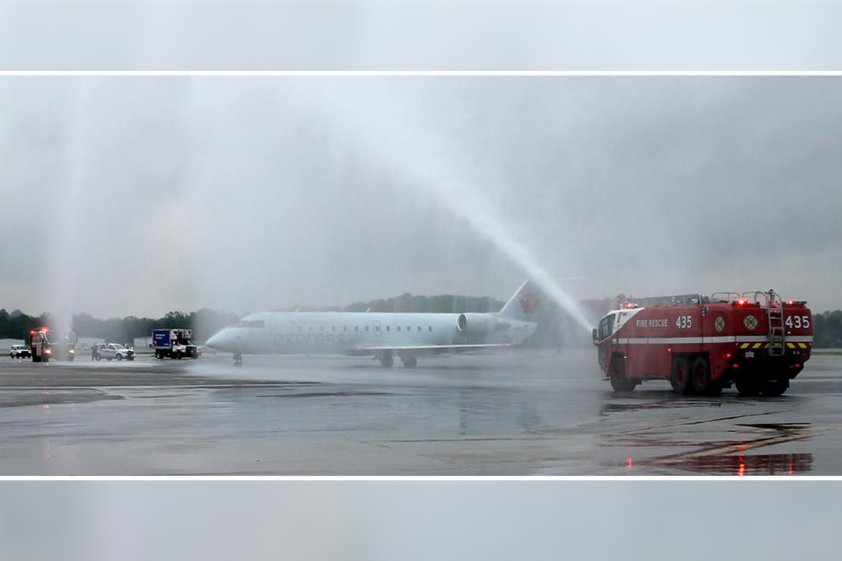 Air Canada now providing international service between BWI and YUL