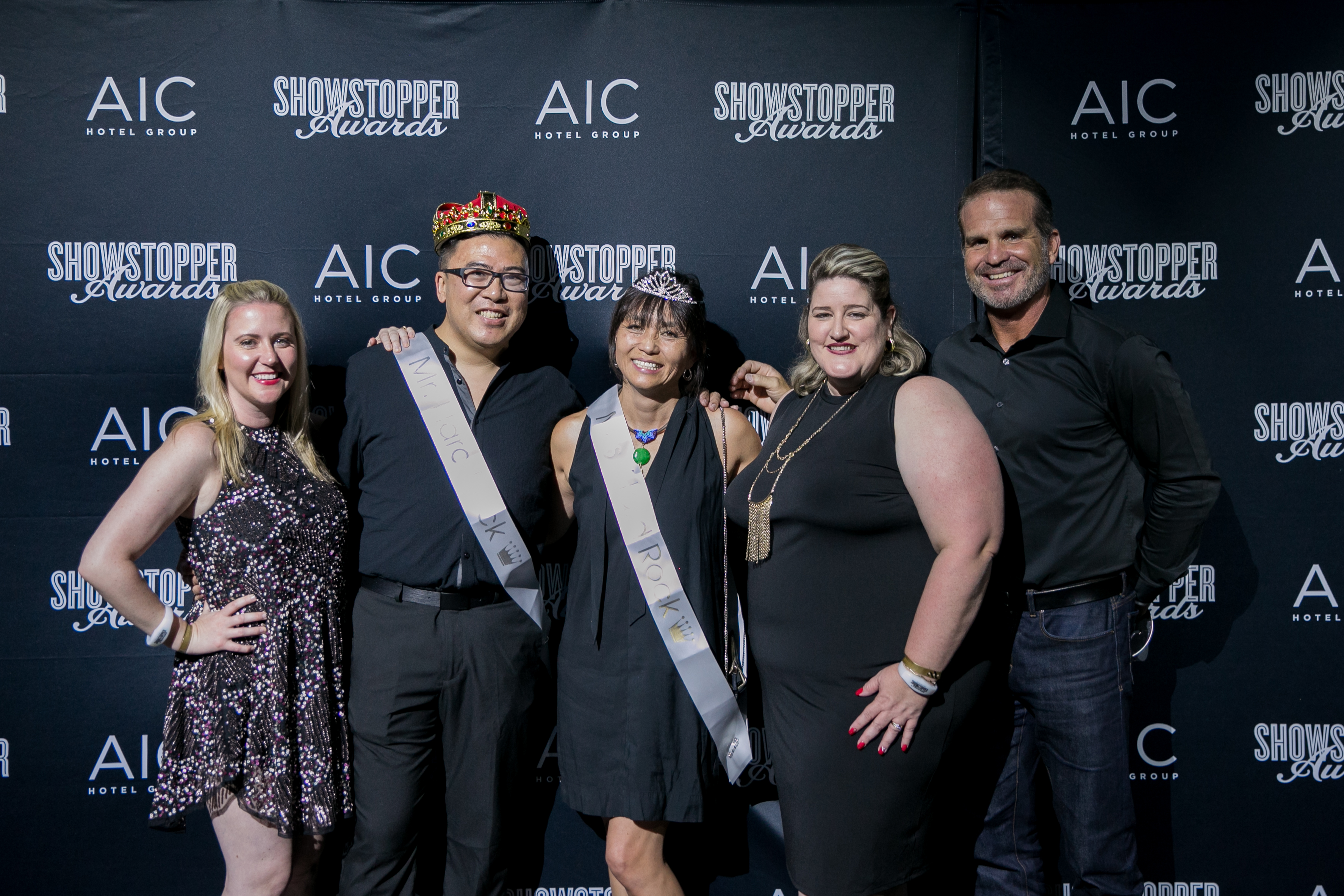 PAX - AIC's Showstopper Awards recognize 170+ in Punta Cana