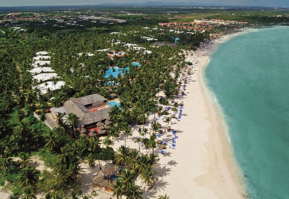 Exclusive: The Meliá Caribe Tropical Punta Cana will be divided into two distinct hotels
