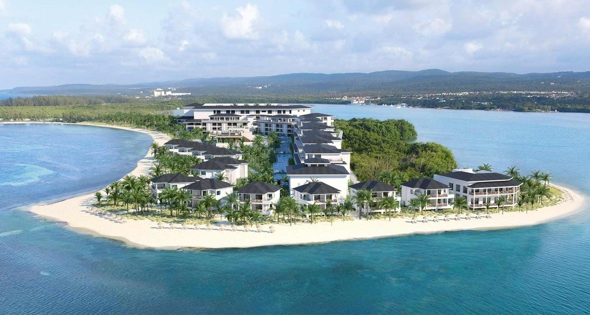 Jamaica's Excellence Oyster Bay ready for its close-up