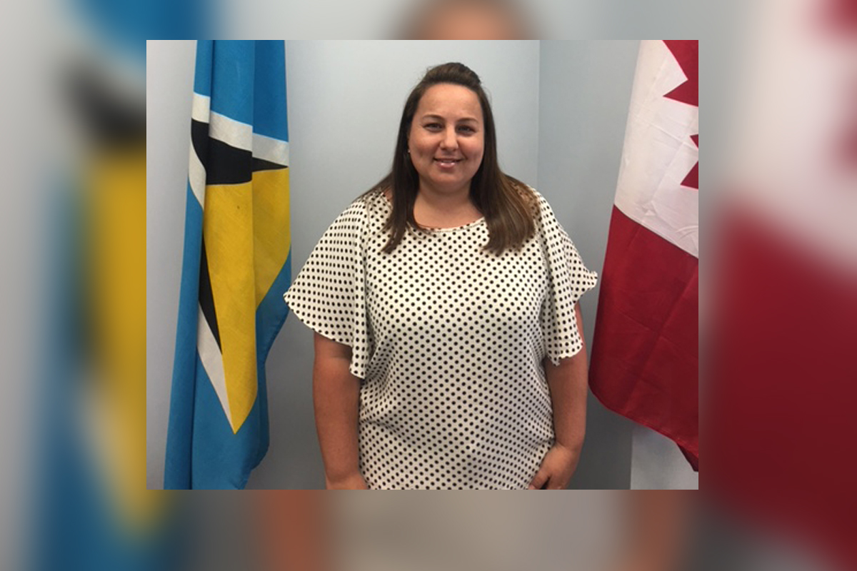 Saint Lucia welcomes new marketing director