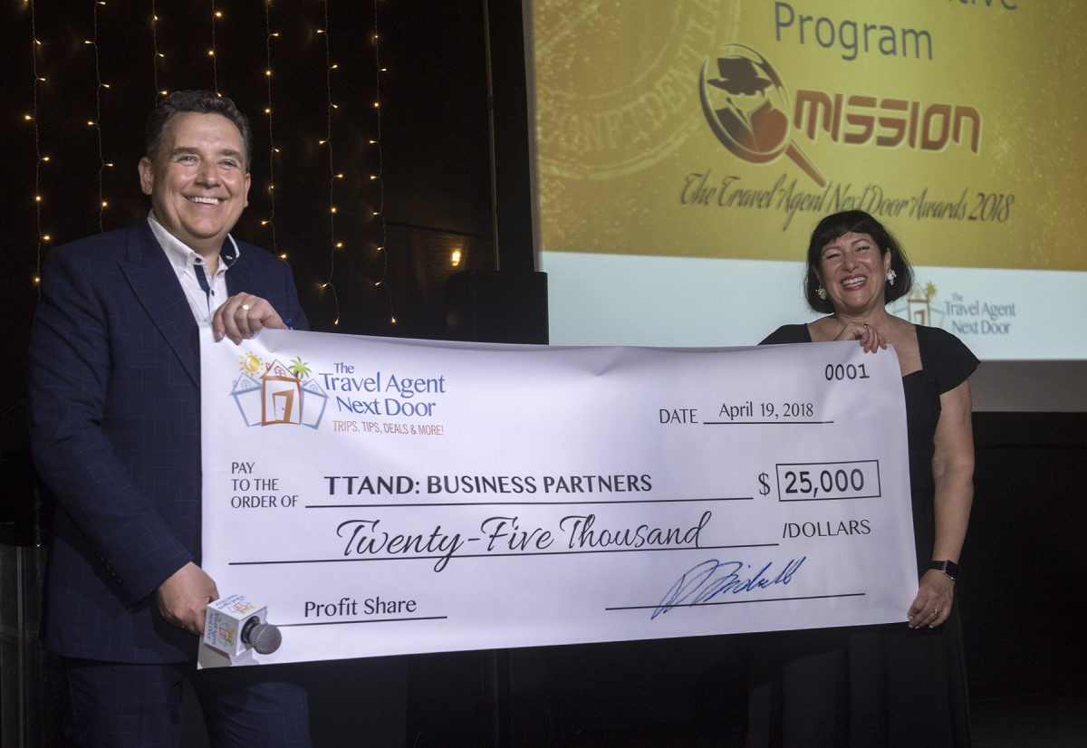 TTAND takes home 2 ACTA awards; named Host Agency of the Year